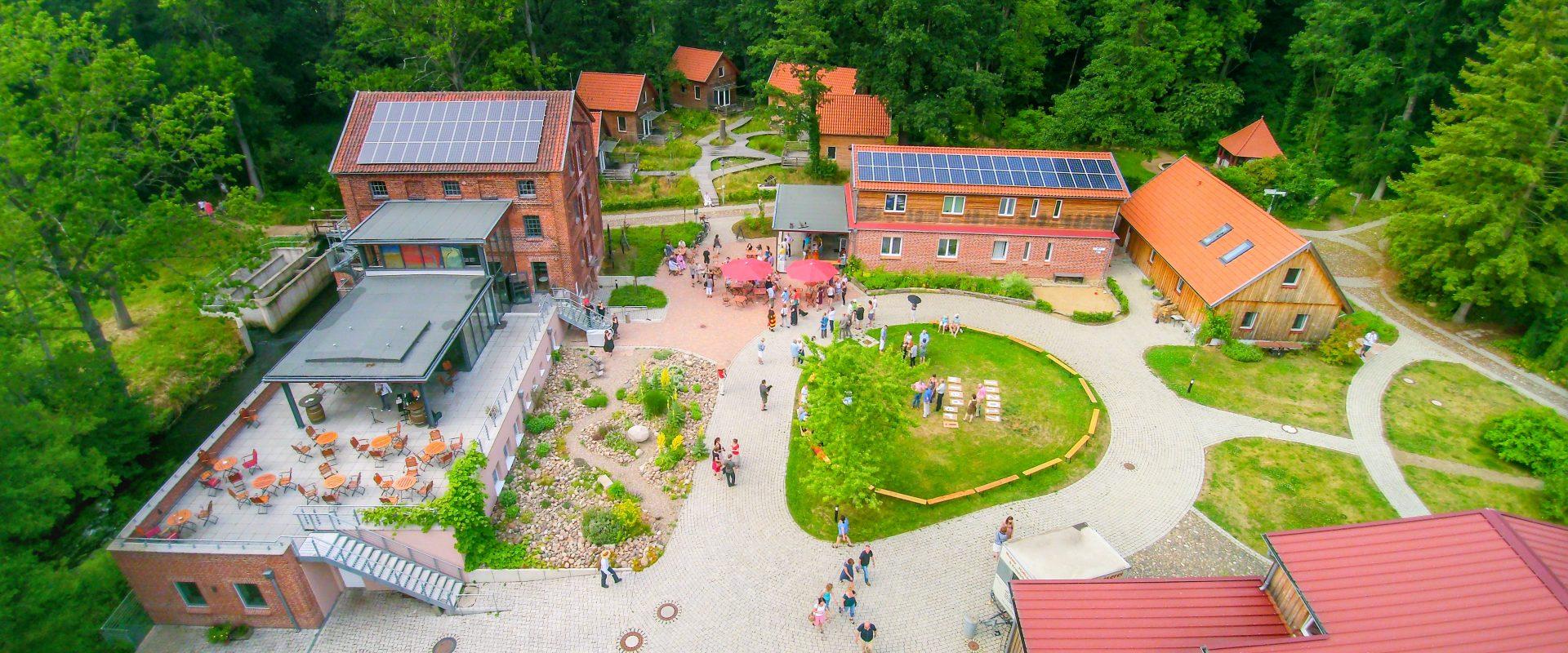 Jahreswechsel in der Woltersburger Mühle